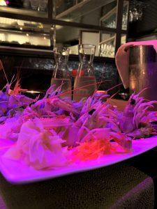 ostriche pesce crudo milano